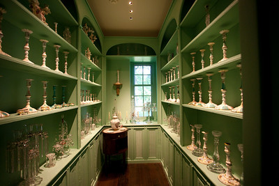 Candle pantry.