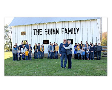 Guinn/Peters Family
