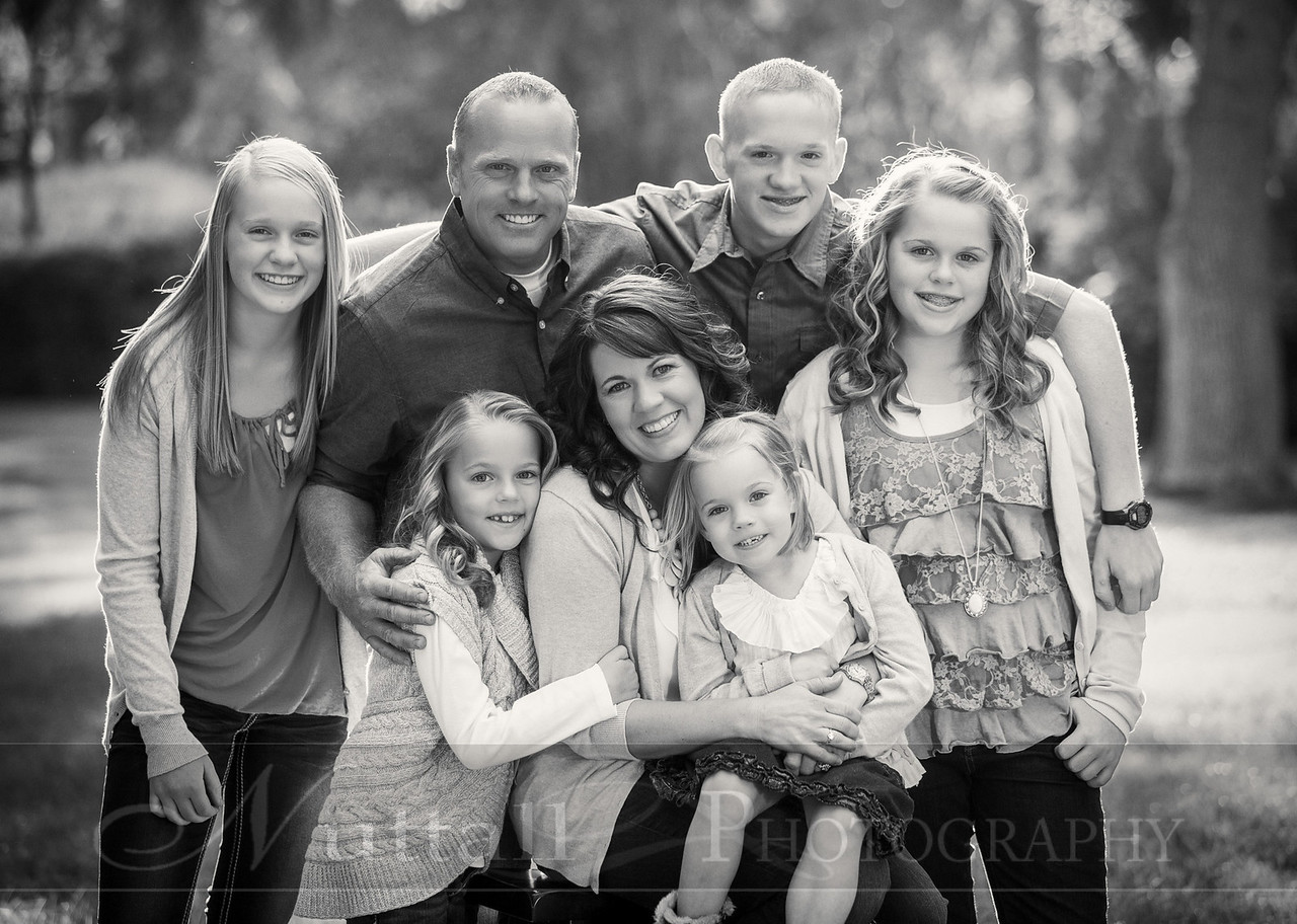 Gustaveson Family 52bw