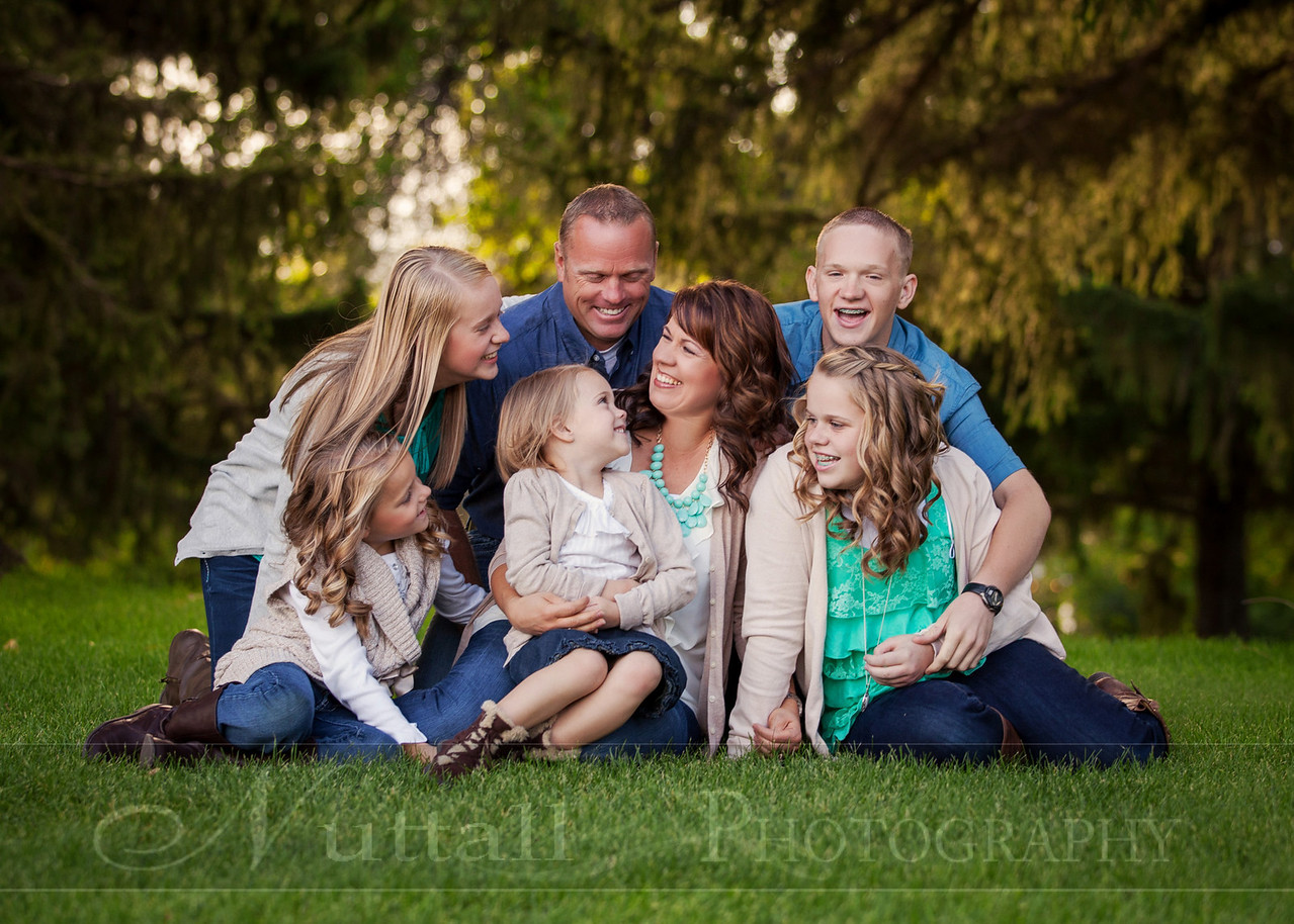 Gustaveson Family 09