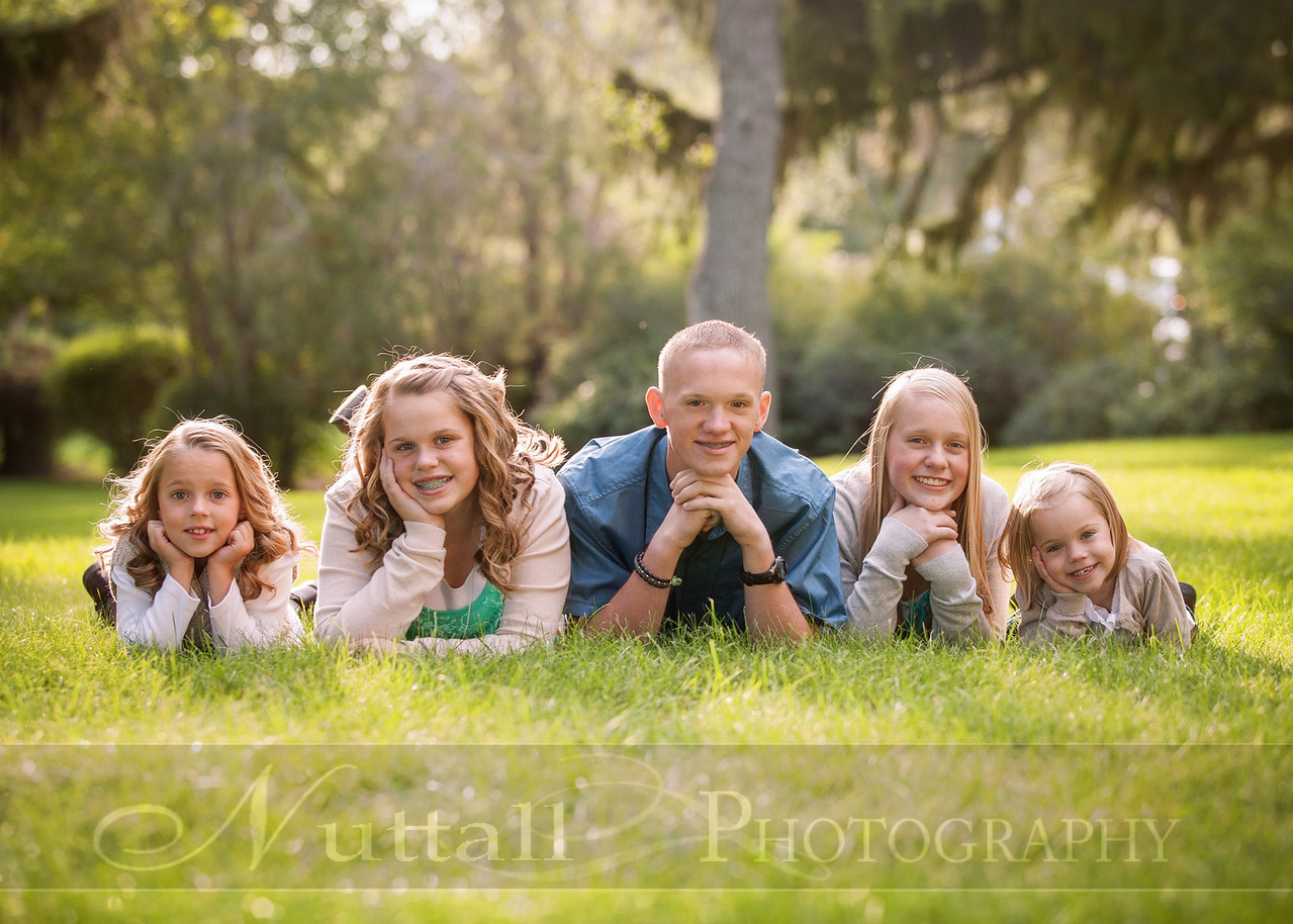 Gustaveson Family 36