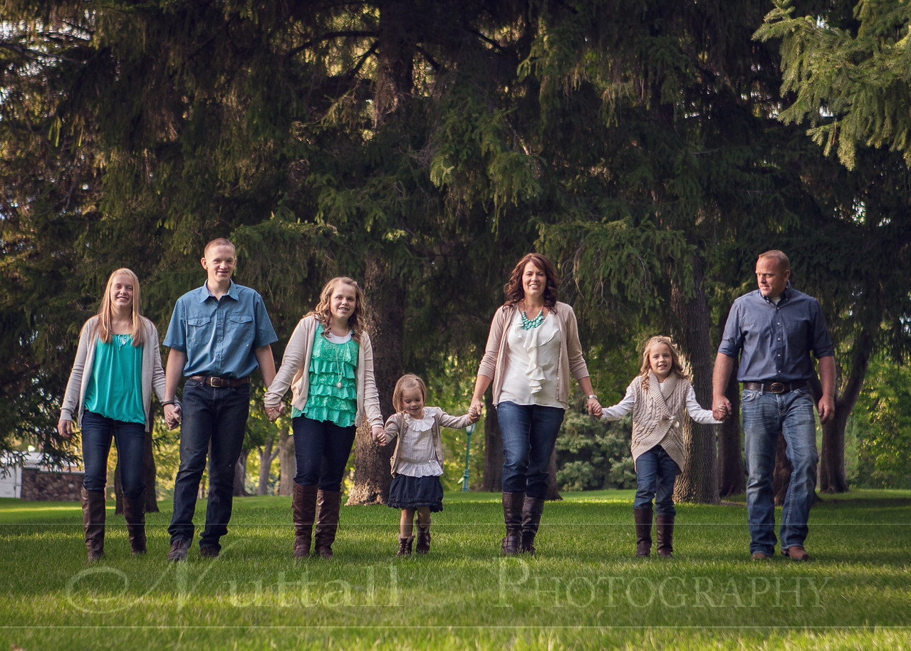 Gustaveson Family 64