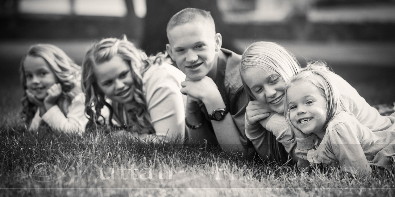 Gustaveson Family 38bw