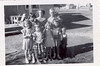 Grandchildren 1950 Kathleen, Lorraine, Betty, Lawrence, Merna, Donna, Lorraine Hurst, Lee Hurst