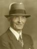 Willard Richard Guymon felt hat