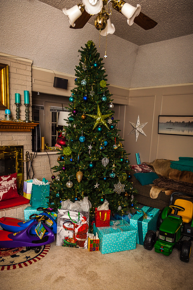 GRAHAM CHRISTMAS TREE