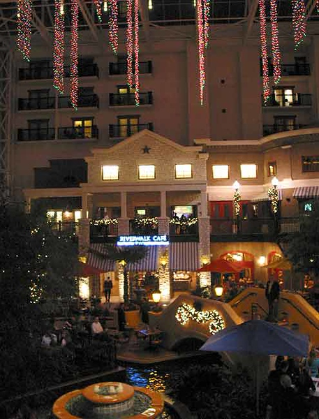 RIVERWALK IN ATRIUM