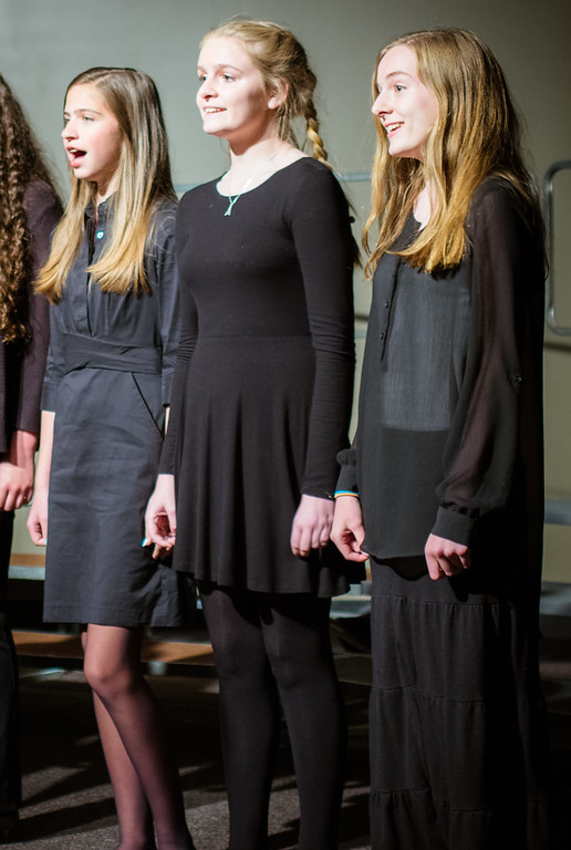 HS Choir Concert 2017