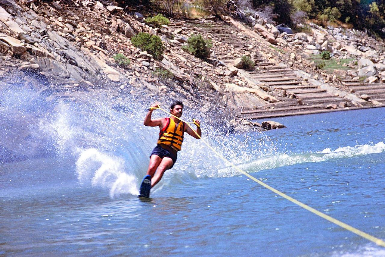 Jim Fotes on Pine Flat 1980 4
