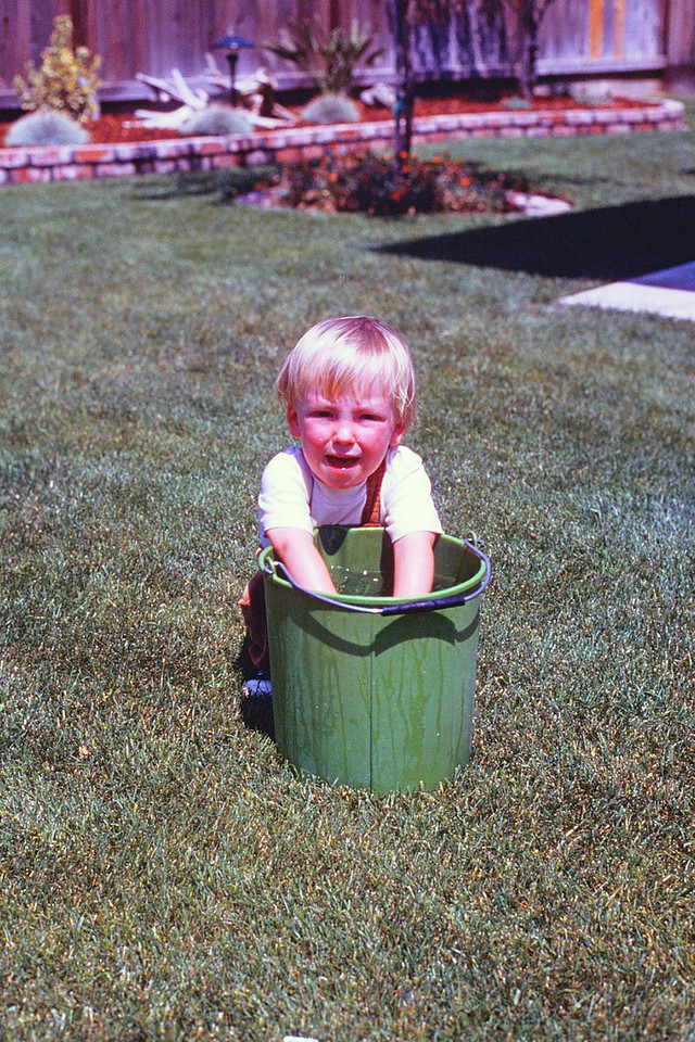 David what are you doing in there, 1980