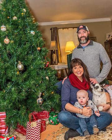 Haddon's First Christmas