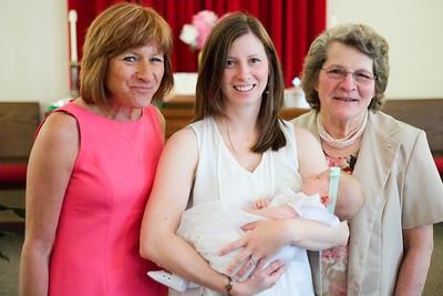 Hadley's Baptism 06-07-15