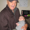 Gramps and Great Grandson Theodore