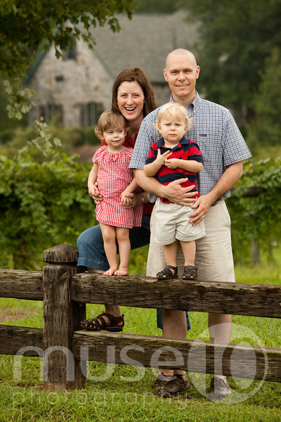 Haines Family - at the Vineyards