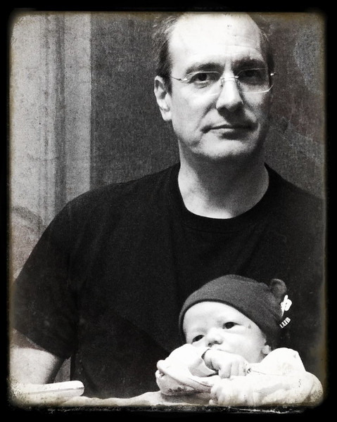 Hal and Grandpa