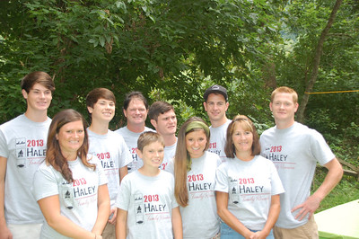 Haley Family Reunion