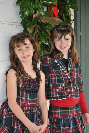 Haley & Caroline