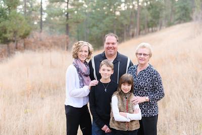 Hall Family ~ 11 2014-0002