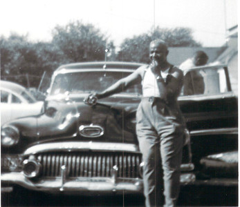 Claude Hall and is car.