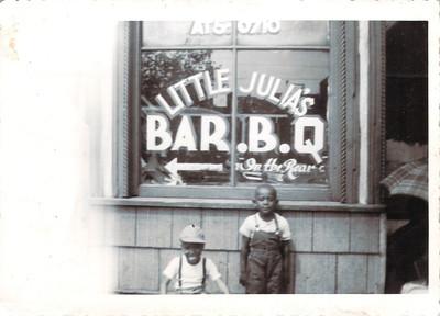Julia's Hall Store.