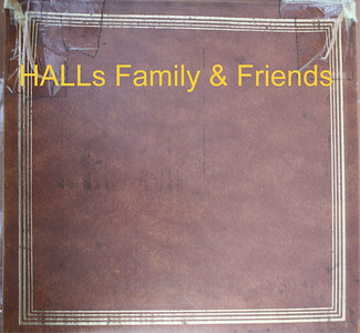 Hall Family and Friends (Album 1) 001