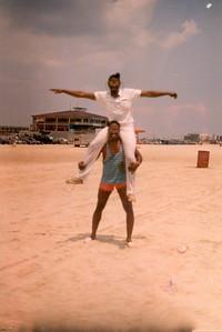 1991-7 Jinx ang Keith- Gulf of Mexico