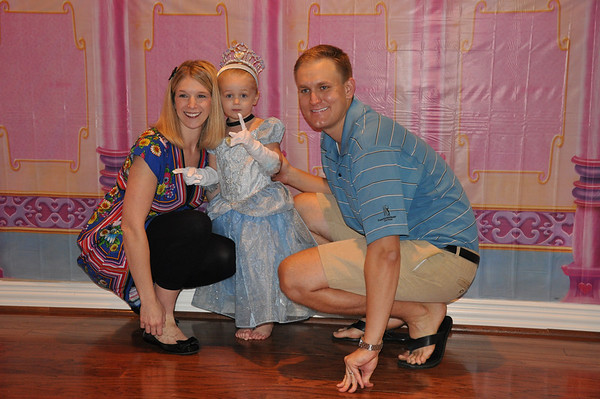Hallie's Royal Birthday Ball