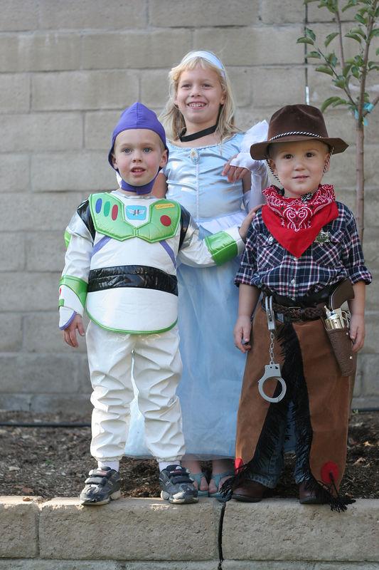 Henry, Emma & Logan