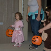 At first he didn't want to carry the pumpkin, but he caught on pretty quick.