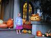 Berkeley Halloween creativity rivals Martha Stewart -- a neighbor's house.