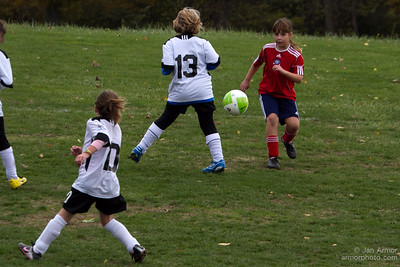 Halloween Soccer in Portsmouth