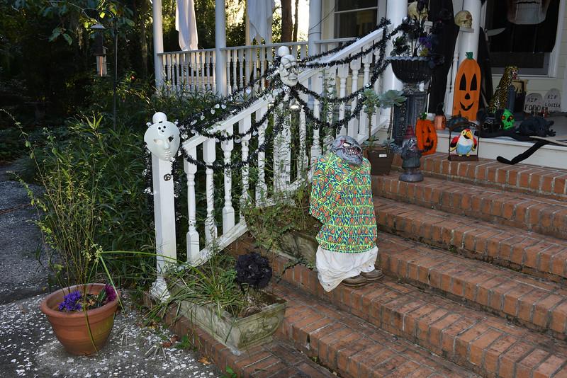 Halloween at 309 RR 2015