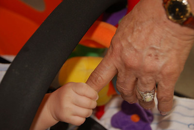 Holding on to Grandma