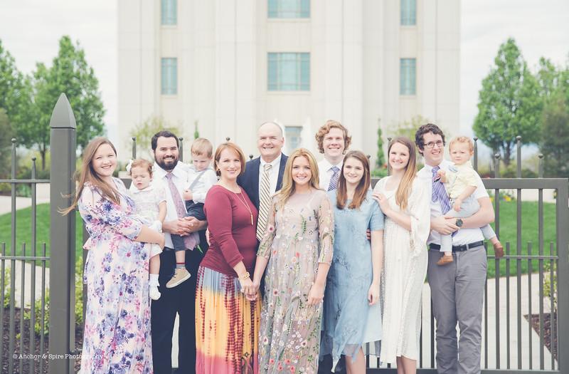 Hancock Family Easter 2017