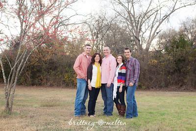 Hankins Family