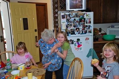 Hannah & Rick's Birthday Party February 2009