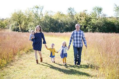Hanson Family Fall 2017