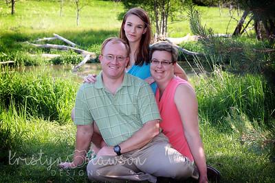 Hanson Family 2012