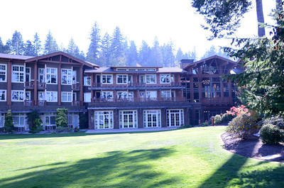 Happy Anniversary at Alderbrook