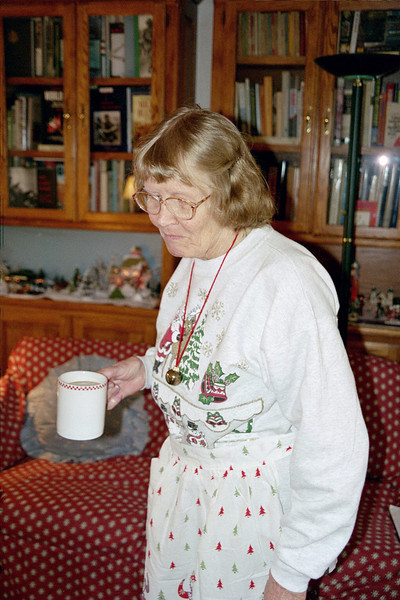 2003 Mom Xmas