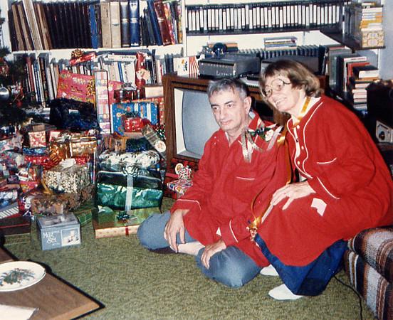 1985 Mom Dad new nightshirts