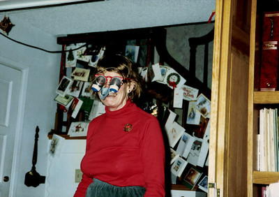1988 Mom googly eyes