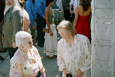2005?  Mom & BJ Linda/Paul Wedding