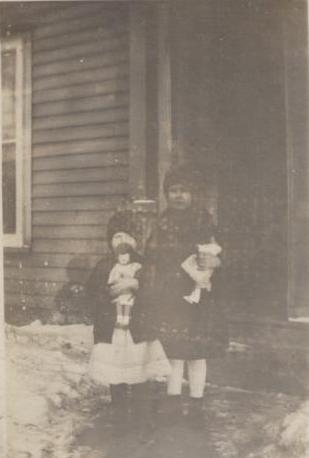 Doris July, 1920