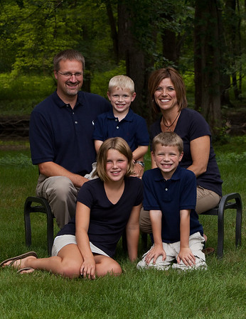 Hardwick Family Portrait
