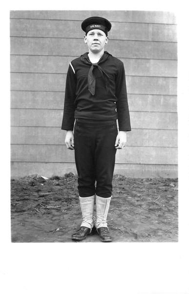 Harold Smith WWII Navy