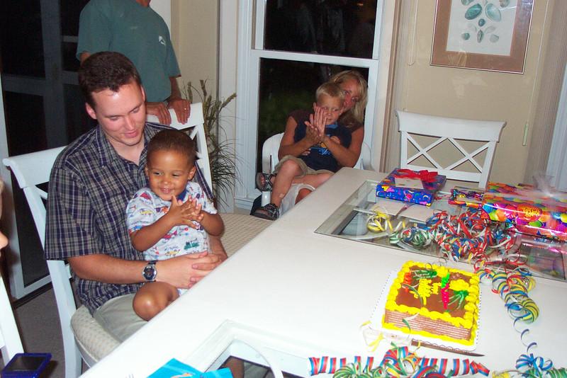 celebrating the August birthdays