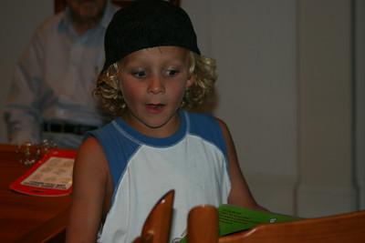 Wyatt - age 7