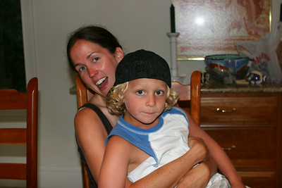 Catherine & Wyatt - Hilton Head '07