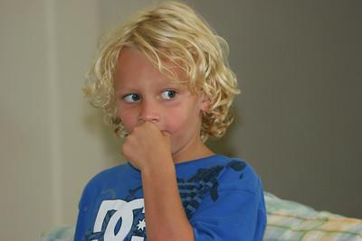 Wyatt - Hilton Head '07 - age 7